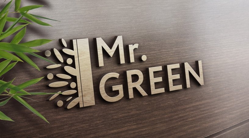 Logo Design for the company MrGreen.