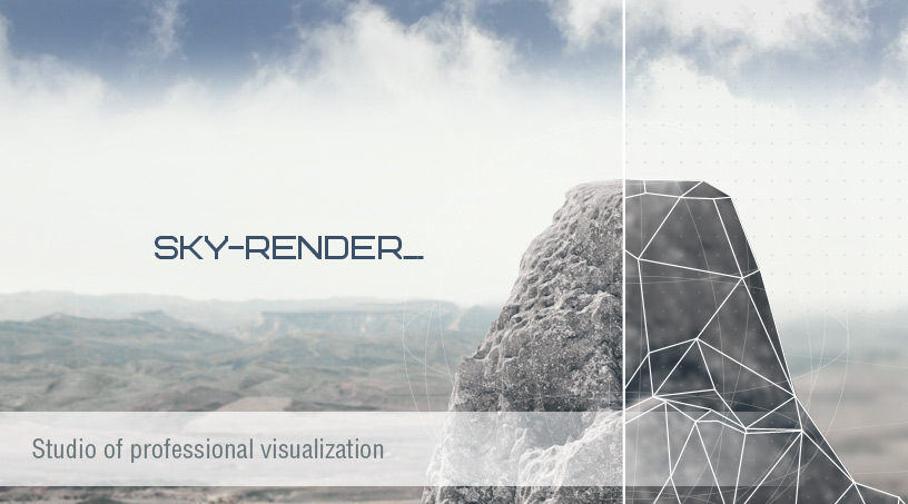 Studio of professional visualization