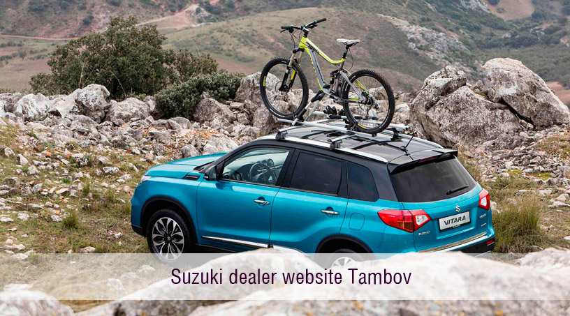 Suzuki dealler Website